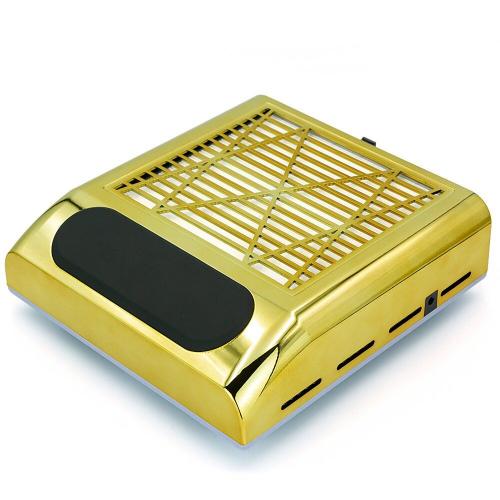 Вытяжка 858-8 80Вт Золото