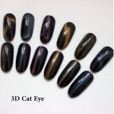 Гель Лак 3D Cat Eye 10 мл