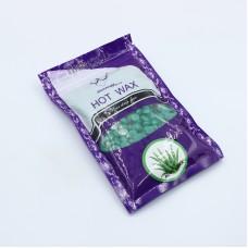 Воск для депиляции в гранулах 100 г Aloe Vera