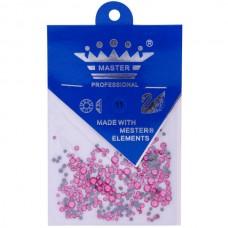 Камни Swarovski цвет№11 разных размеров Master Professional