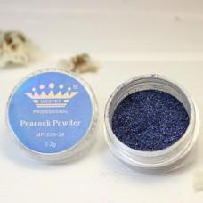 Голографическая втирка Peacock Powder №3