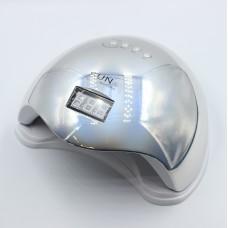 LED Лампа SUN 5 48Вт Серебро Хамелеон