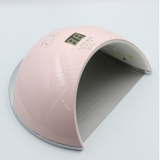 LED Лампа SUN 6 48Вт Розовая