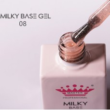 Milky База Гель 10мл №008