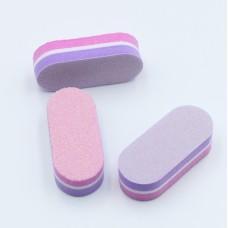 Мини бафик Фиолетово-розовый
