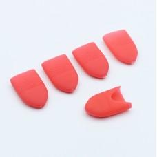 Колпачки силиконовые 10в1 Красные